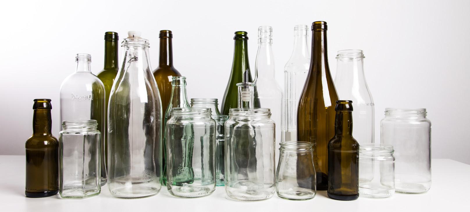 Claves para elegir las tapas para los envases de vidrio - Pared de vidrio ...