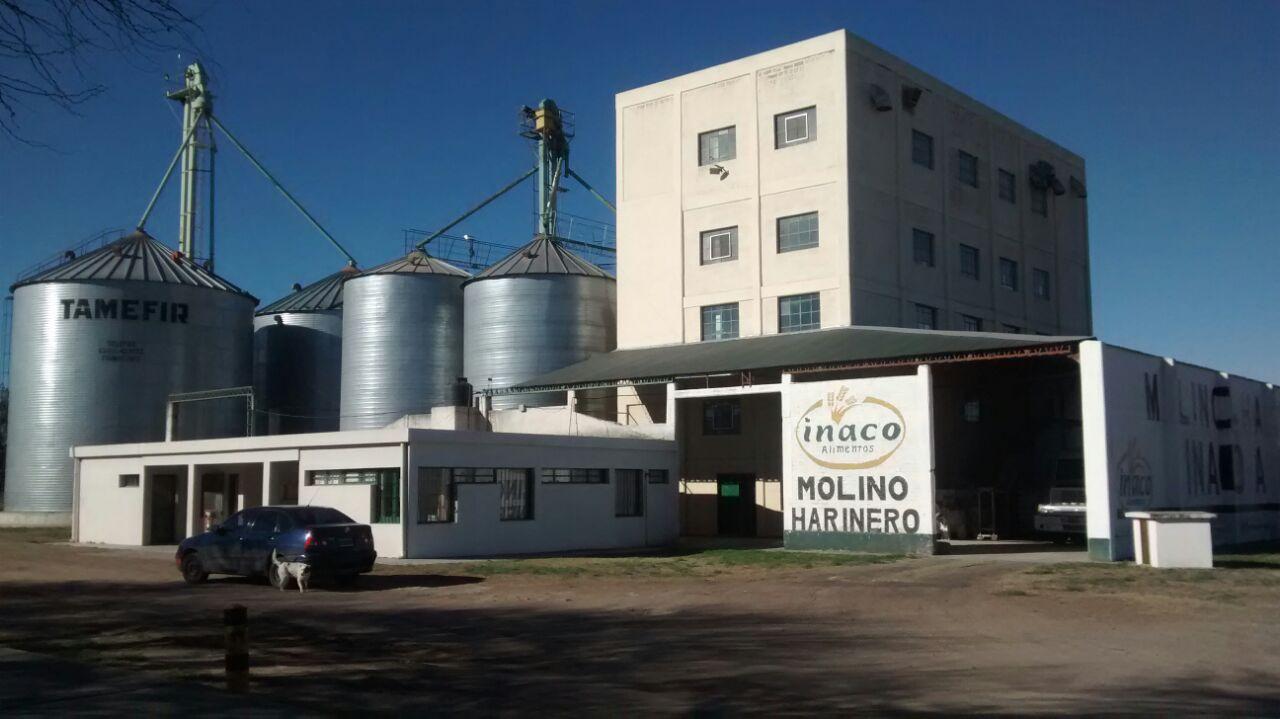 El ministerio de agroindustria clausur el molino harinero - Molino de trigo ...
